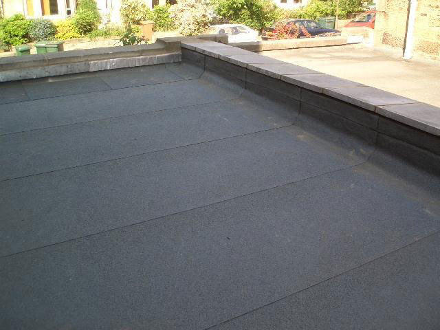 Flat Roof Services Edinburgh By Traditional Roofing And