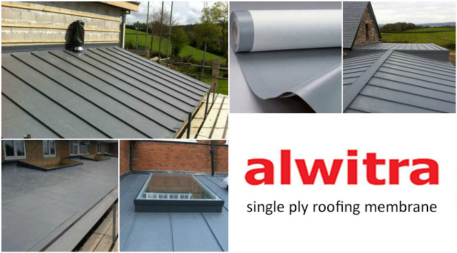 alwitra single ply roofing