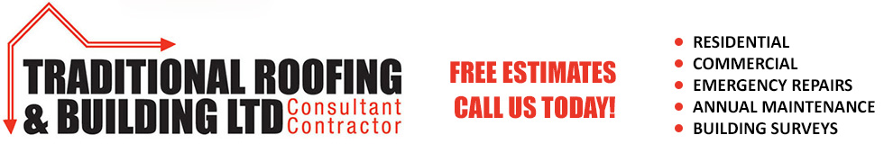 Traditional Roofing & Building | Edinburgh Roofing Contractor