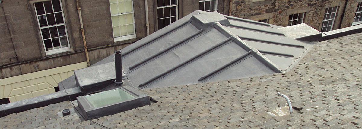 roofing companies edinburgh